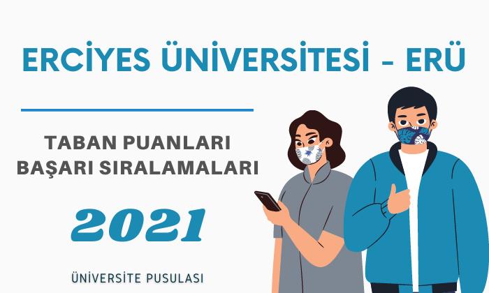 erciyes universitesi eru 2021 taban